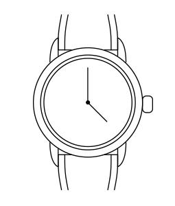 Годинник ROMANSON DL4191SMW GREY — ДЕКА
