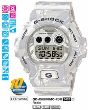 Casio GD-X6900MC-7ER