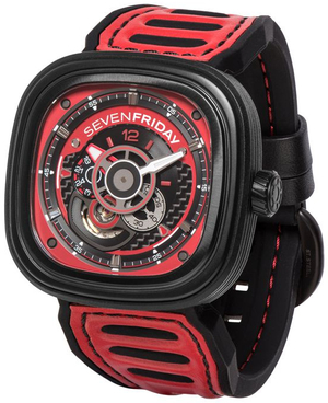 Часы SEVENFRIDAY SF-P3B/06 560154_20180823_800_800_P3B06_Red_Front_800px_by_800px.jpg — ДЕКА