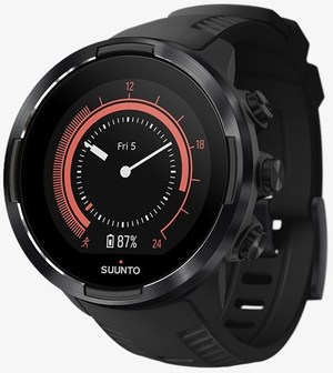 Смарт-часы SUUNTO 9 G1 BARO BLACK