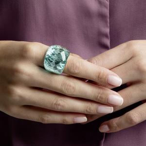 Коктейльное кольцо Swarovski NIRVANA 5474370 58
