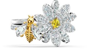 Кольцо Swarovski ETERNAL FLOWER 5512661 55