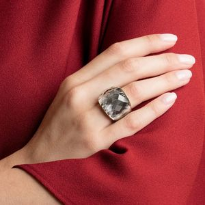 Коктейльное кольцо Swarovski NIRVANA 5474358 60