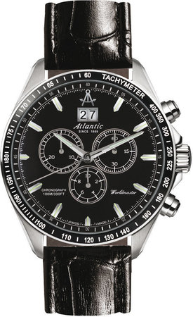 WorldMaster Chronograph