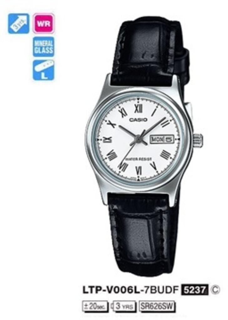 Женские часы Casio LTP-V006L-7B
