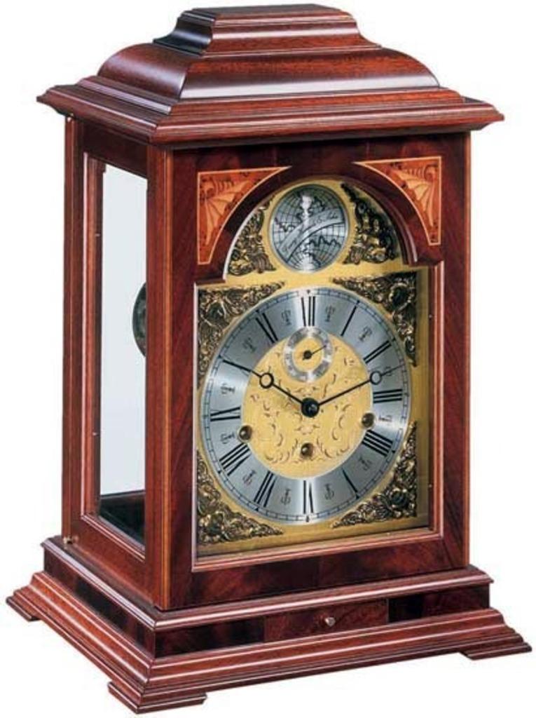 Настольные/каминные часы Hermle 22848-070352