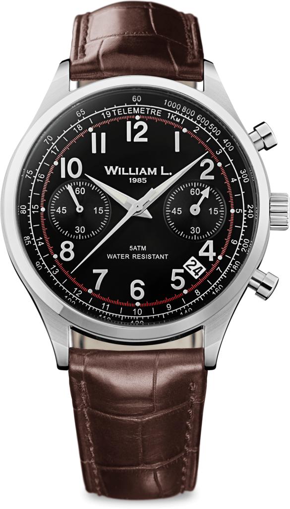Мужские часы William L. WLAC01NRCN
