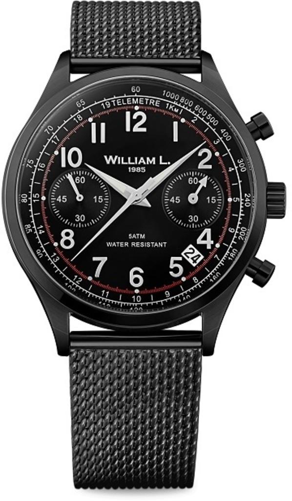 Мужские часы William L. WLIB01NRMMN