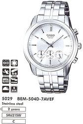 Часы CASIO BEM-504D-7AVEF BEM-504D-7A.jpg — Дека