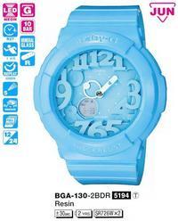 Часы CASIO BGA-130-2BER - Дека