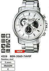 Часы CASIO BEM-506D-7AVEF - Дека
