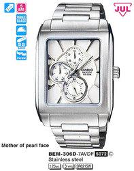 Часы CASIO BEM-306D-7AVDF - Дека