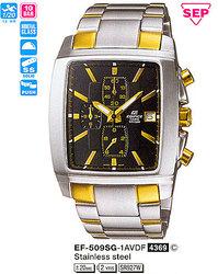 Часы CASIO EF-509SG-1A - Дека