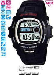 Часы CASIO G-7510-1V - Дека