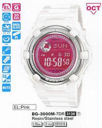 Часы CASIO BG-3000M-7ER - Дека