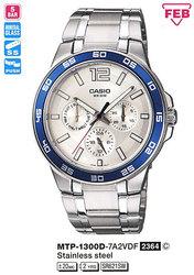Часы CASIO MTP-1300D-7A2VDF - Дека