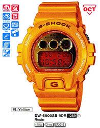 Часы CASIO DW-6900SB-9ER - Дека