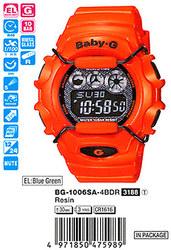 Часы CASIO BG-1006SA-4BER - Дека
