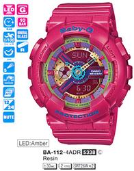 Часы CASIO BA-112-4AER - Дека