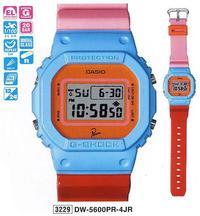 Годинник CASIO DW-5600PR-4ER - Дека