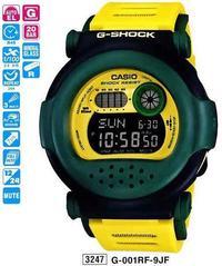 Годинник CASIO G-001RF-9ER - Дека