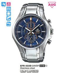 Часы CASIO EFR-522D-2AVEF - Дека