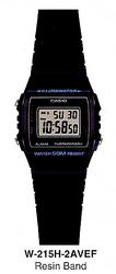 Часы CASIO W-215H-2AVEF - Дека