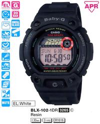 Часы CASIO BLX-102-1ER - Дека