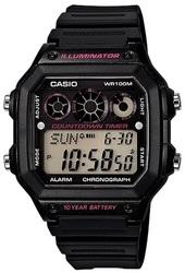 Часы CASIO AE-1300WH-1A2VEF - Дека