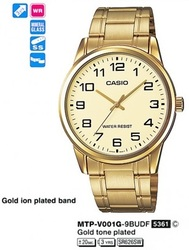 Часы CASIO MTP-V001G-9BUDF - ДЕКА