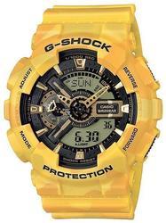 Часы CASIO GA-110CM-9AER - Дека