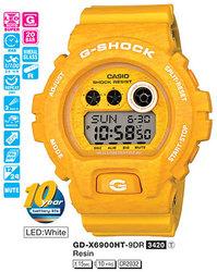 Часы CASIO GD-X6900HT-9ER - Дека