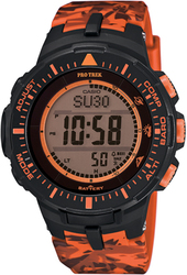 Часы CASIO PRG-300CM-4ER - Дека