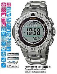Часы CASIO PRW-3100T-7ER - Дека