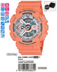 Часы CASIO GA-110DN-4AER - ДЕКА