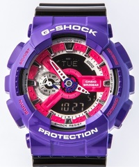 Часы CASIO GA-110NC-6AER - Дека