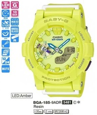 Часы CASIO BGA-185-9AER - Дека