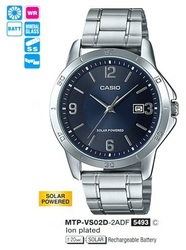 Часы CASIO MTP-VS02D-2ADF - Дека