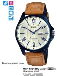 Часы CASIO MTP-1384BUL-9AVDF - Дека