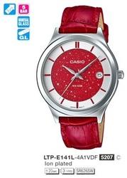 Часы CASIO LTP-E141L-4A1VDF - Дека