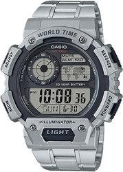 Часы CASIO AE-1400WHD-1AVEF - Дека