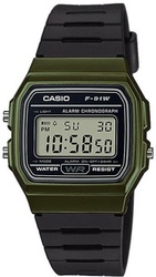 Часы CASIO F-91WM-3ADF - Дека