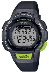 Часы CASIO LWS-1000H-1AVEF - Дека
