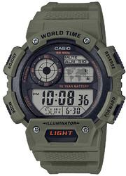 Часы CASIO AE-1400WH-3AVEF - Дека