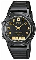 Часы CASIO AW-49H-1BVEF - ДЕКА