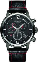 Часы ATLANTIC 87461.46.45 - Дека