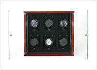 Коробка для завода часов Beco 309327 (темная вишня) - Дека