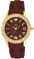 Часы ELITE E53409G 105 - Дека