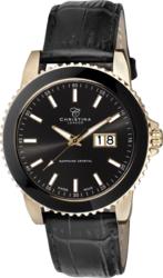 Часы CHRISTINA 519GBLBL-Gblack - Дека