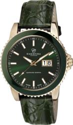 Часы CHRISTINA 519GGRGR-Ggreen - Дека